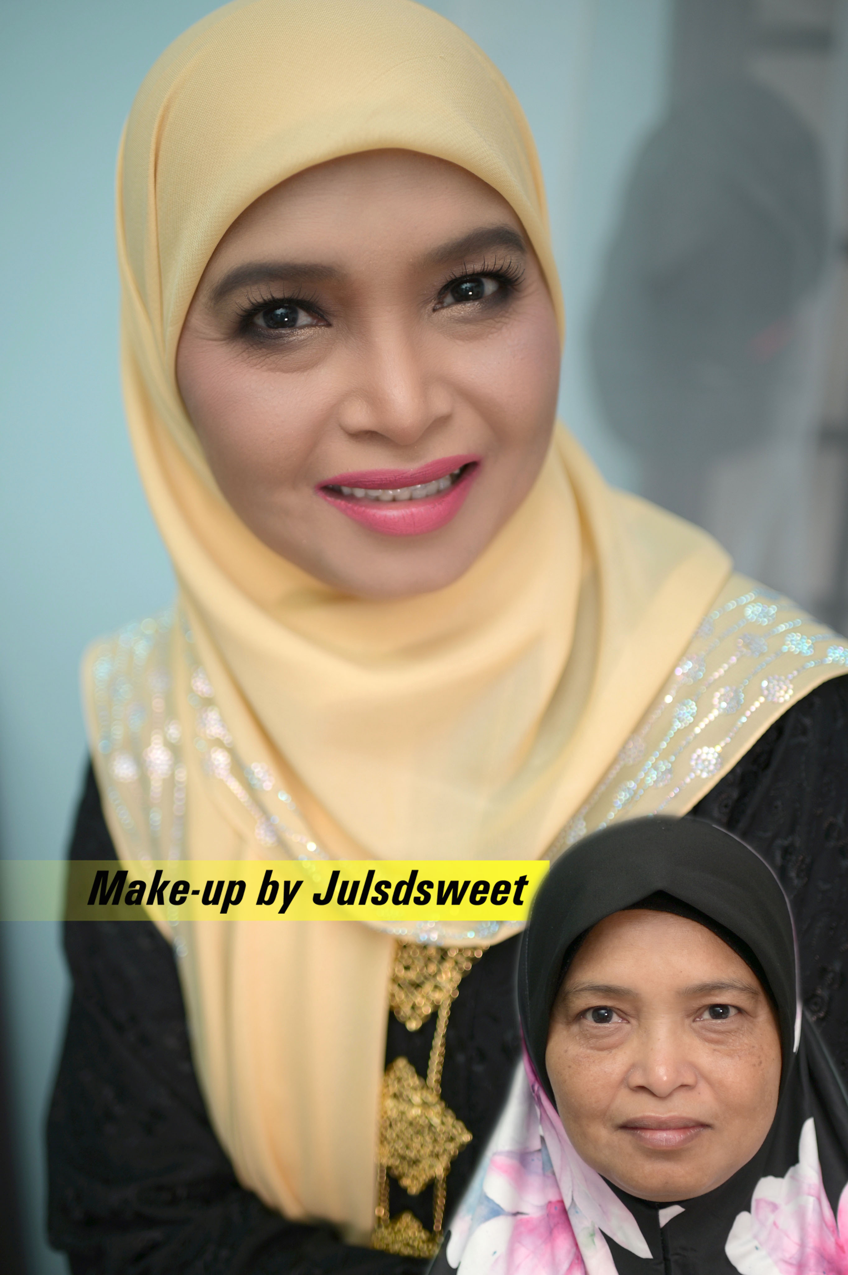aBefore and After Mom